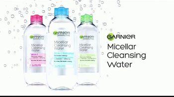 Garnier SkinActive Micellar Cleansing Water TV Spot, 'Limpieza reinventada' [Spanish] - Thumbnail 10