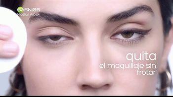 Garnier SkinActive Micellar Cleansing Water TV Spot, 'Limpieza reinventada' [Spanish] - Thumbnail 6