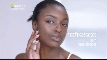 Garnier SkinActive Micellar Cleansing Water TV Spot, 'Limpieza reinventada' [Spanish] - Thumbnail 8