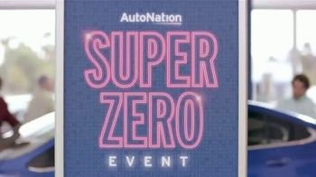 AutoNation Super Zero Event TV Spot, '2019 Honda Civic LX' Song by Bonnie Tyler - Thumbnail 1