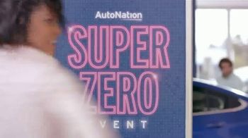 AutoNation Super Zero Event TV Spot, '2019 Honda Civic LX' Song by Bonnie Tyler - Thumbnail 2