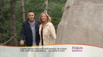ELIQUIS TV Spot, 'Around the Corner' - Thumbnail 7
