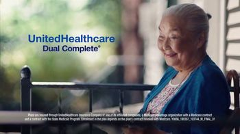 UnitedHealthcare Dual Complete Plan TV Spot, 'More Benefits' - Thumbnail 6
