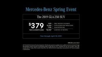 Mercedes-Benz Spring Event TV Spot, 'Greatness' [T2] - Thumbnail 7