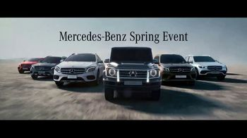 Mercedes-Benz Spring Event TV Spot, 'Greatness' [T2] - 809 commercial airings