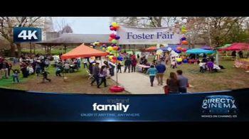 DIRECTV Cinema TV Spot, 'Instant Family' - Thumbnail 1