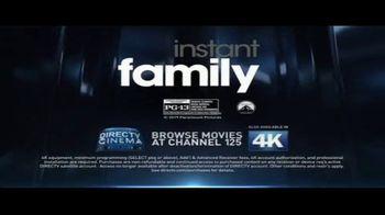 DIRECTV Cinema TV Spot, 'Instant Family' - Thumbnail 10