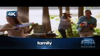 DIRECTV Cinema TV Spot, 'Instant Family' - Thumbnail 5