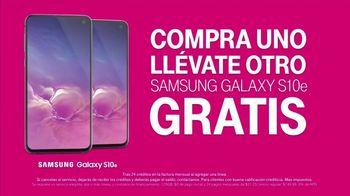 T-Mobile TV Spot, 'Compra un Samsung Galaxy S10e y llévate otro gratis'  [Spanish] - Thumbnail 8
