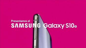 T-Mobile TV Spot, 'Compra un Samsung Galaxy S10e y llévate otro gratis'  [Spanish]