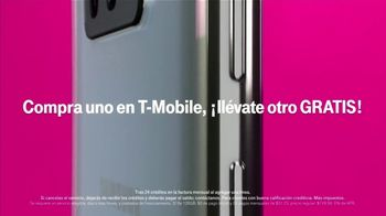 T-Mobile TV Spot, 'Compra un Samsung Galaxy S10e y llévate otro gratis'  [Spanish] - Thumbnail 5