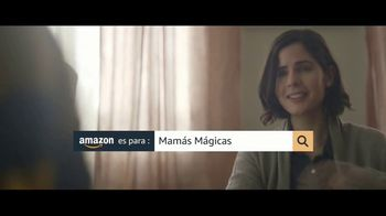 Amazon TV Spot, 'Mamás mágicas' canción de Freddie Scott [Spanish]