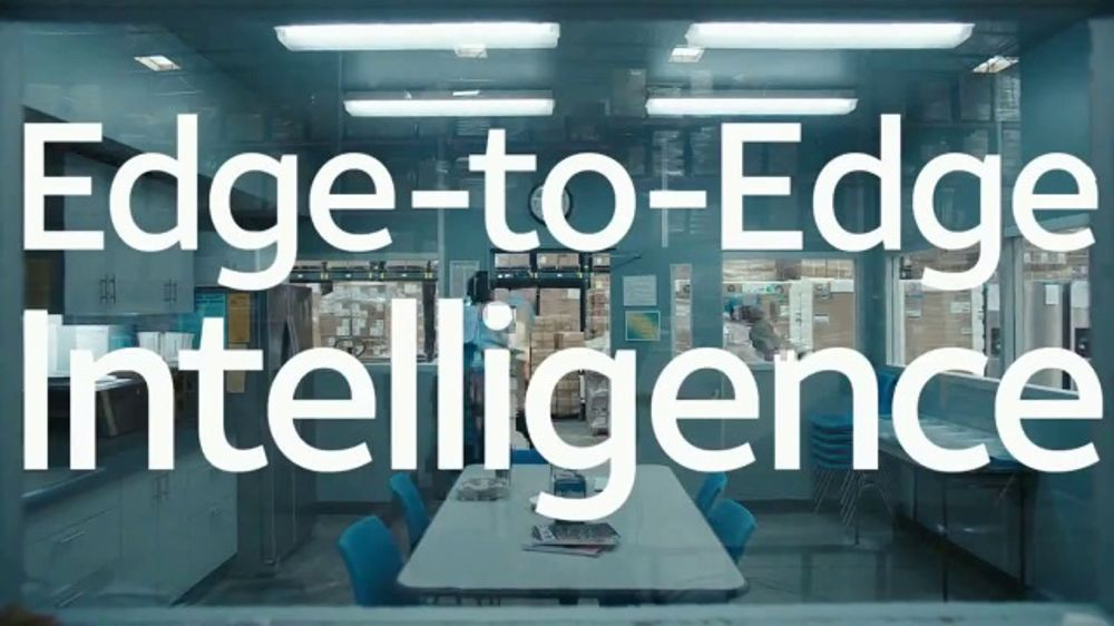 AT&T Business Edge-to-Edge Intelligence TV Commercial, 'Manufacturing'