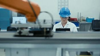 AT&T Business Edge-to-Edge Intelligence TV Spot, 'Manufacturing' - Thumbnail 4