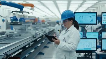 AT&T Business Edge-to-Edge Intelligence TV Spot, 'Manufacturing' - Thumbnail 6
