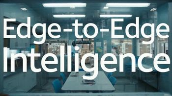 AT&T Business Edge-to-Edge Intelligence TV Spot, 'Manufacturing'