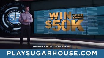 SugarHouse March Mania TV Spot, 'Win Your Share' - Thumbnail 8