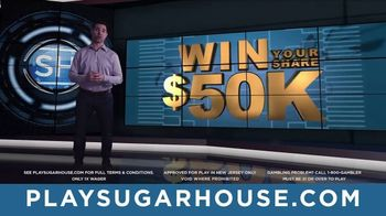 SugarHouse March Mania TV Spot, 'Win Your Share' - Thumbnail 9