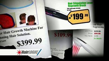 Hair Logic TV Spot, 'Thicker, Fuller Hair' - Thumbnail 7