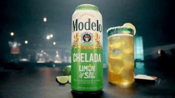 Modelo Chelada Limón y Sal TV Spot, 'Tradiciones' canción de Ennio Morricone [Spanish] - Thumbnail 2