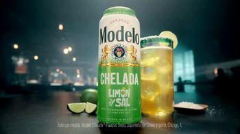 Modelo Chelada Limón y Sal TV Spot, 'Tradiciones' canción de Ennio Morricone [Spanish] - Thumbnail 8