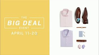Men's Wearhouse The Big Deal Event TV Spot, 'Sport Coats, Dress Shirts & Designer Suits' - Thumbnail 7