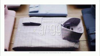 Men's Wearhouse The Big Deal Event TV Spot, 'Sport Coats, Dress Shirts & Designer Suits' - Thumbnail 5