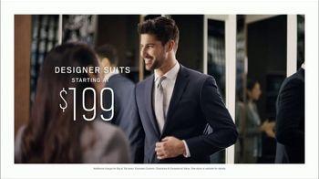 Men's Wearhouse The Big Deal Event TV Spot, 'Sport Coats, Dress Shirts & Designer Suits' - Thumbnail 6