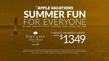 Apple Vacations TV Spot, 'Summer Goal: Dreams Palm Beach' - Thumbnail 8
