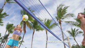 Apple Vacations TV Spot, 'Summer Goal: Dreams Palm Beach' - Thumbnail 3