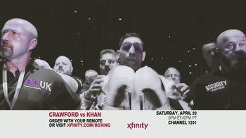 Comcast/XFINITY TV Spot, 'Top Rank Boxing: Crawford vs. Khan' Song by Lil Wayne - Thumbnail 2