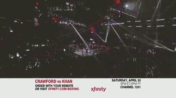 Comcast/XFINITY TV Spot, 'Top Rank Boxing: Crawford vs. Khan' Song by Lil Wayne - Thumbnail 8