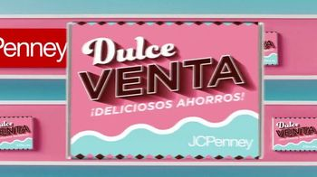 JCPenney Dulce Venta TV Spot, 'Deliciosos ahorros' [Spanish] - 169 commercial airings