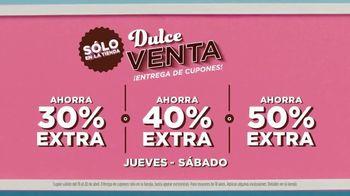 JCPenney Dulce Venta TV Spot, 'Deliciosos ahorros' [Spanish] - Thumbnail 6