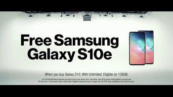 Verizon TV Spot, 'Alex: Samsung Galaxy S10e' - Thumbnail 7
