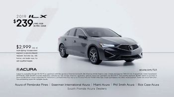 2019 Acura ILX TV Spot, 'Total Control' Song by WILLS [T2] - Thumbnail 9