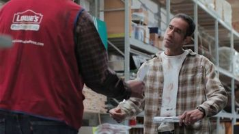 Lowe's ProServices TV Spot, 'You're a Pro: Kitchen Cabinets' - Thumbnail 6