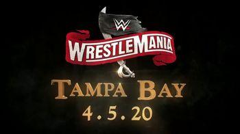 Wrestlemania TV Spot, '2020 Tampa Bay' - Thumbnail 9