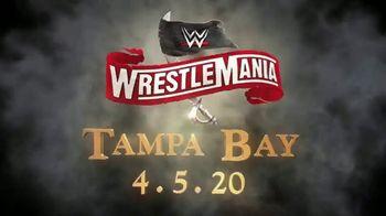 Wrestlemania TV Spot, '2020 Tampa Bay' - Thumbnail 8