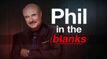 Phil in the Blanks TV Spot, 'Sophie Turner' - Thumbnail 3