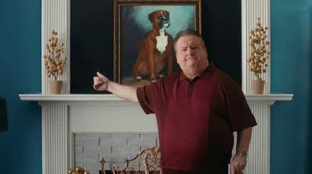 HGTV HOME by Sherwin-Williams Infinity TV Spot, 'Jim Barret's Bold New Look'