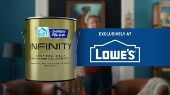 HGTV HOME by Sherwin-Williams Infinity TV Spot, 'Jim Barret's Bold New Look' - Thumbnail 10