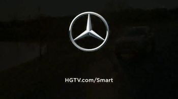 2020 Mercedes-Benz GLE TV Spot, 'HGTV: Smart Is in Our DNA' [T1] - Thumbnail 9