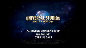 Universal Studios Hollywood California Neighbor Pass TV Spot, '2019 Attractions' - Thumbnail 10