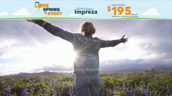 Subaru Love Spring Event TV Spot, 'Selfie: Impreza' [T2]