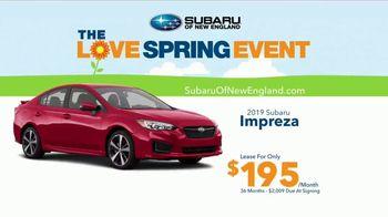 Subaru Love Spring Event TV Spot, '2019 Impreza' [T2] - Thumbnail 9