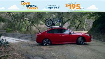 Subaru Love Spring Event TV Spot, '2019 Impreza' [T2] - Thumbnail 6