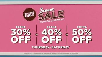 JCPenney Sweet Sale TV Spot, 'Chocolate Bar' - Thumbnail 8