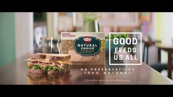 Hormel Natural Choice TV Spot, 'Connections' Song by Sam Means - Thumbnail 10