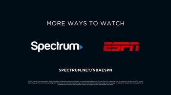 Spectrum TV Spot, 'NBA Playoffs' - Thumbnail 8